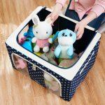 kotak penyimpanan mainan anak
